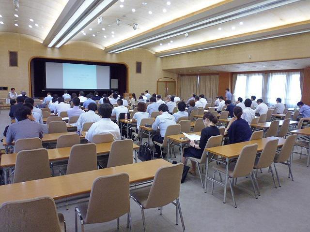 ICT利活用プレゼンテーション会の様子
